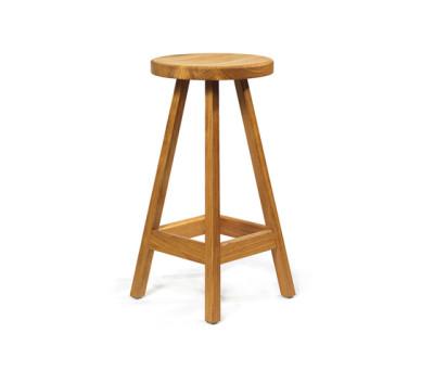 Greitz bar stool by Gärsnäs