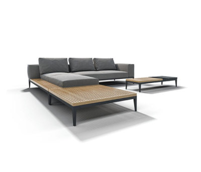 Grid Set by Gloster Furniture
