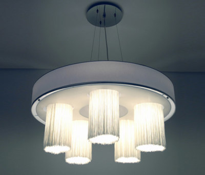 Hang Loose S – suspended lamp by Bernd Unrecht lights