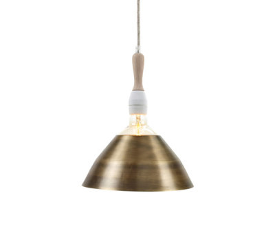 Hanging Lamp Conical sphere by Serax