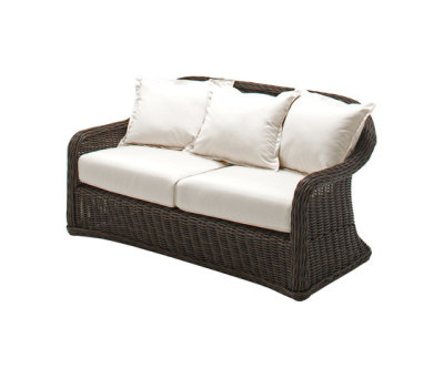 Havana Deep Seating Sofa by Gloster Furniture