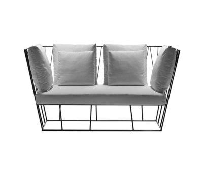 Hervé sofa by Driade