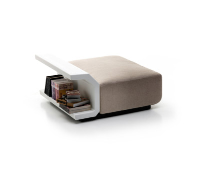 Hi-Icaro | pouf by Mussi Italy