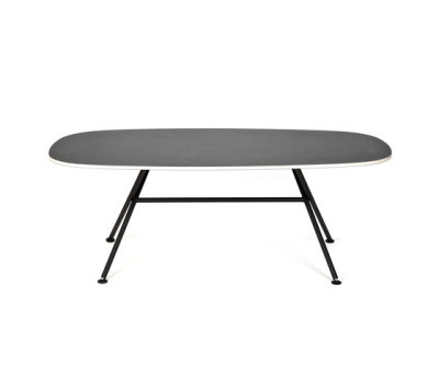High Table Oval by OBJEKTEN