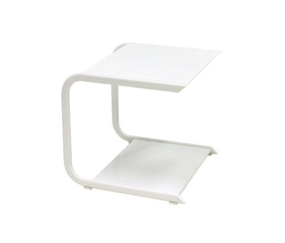 Holly coffee table - set of 2 Glossy White