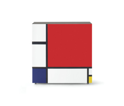 Homage to Mondrian 2 by Cappellini