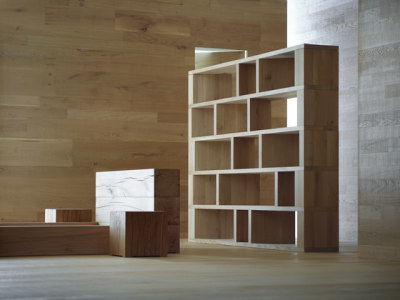 I Massivi | AA014 Bookshelf by Itlas