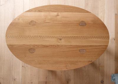 I Massivi   DMF/002 Low table by Itlas