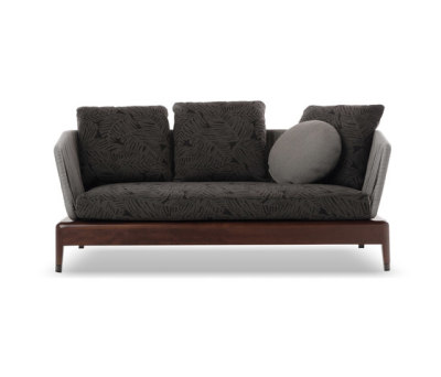 Indiana Sofa by Minotti