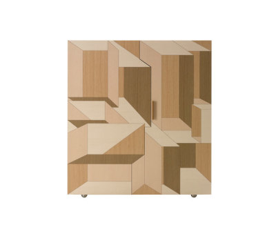Inlay Cupboard by Porro