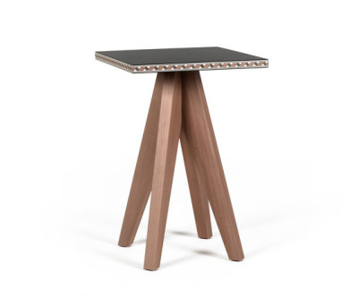 Intarsio Gian & Piero | side table by strasserthun.