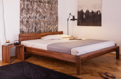 Invito Bed by Artisan