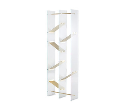 Isola Shelving system by Gallotti&Radice