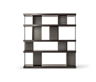 Jobs Bookcase by Poltrona Frau