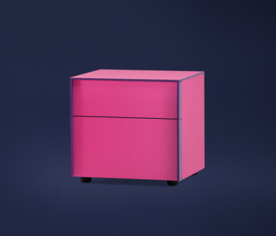 Juta Bedside table by Flou