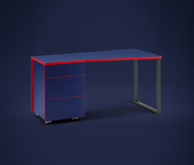 Juta Desk by Flou