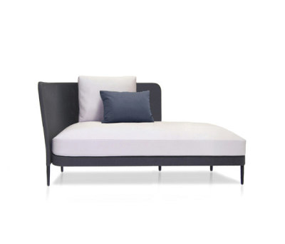 Käbu Right chaise longue module Batyline Senso by Expormim
