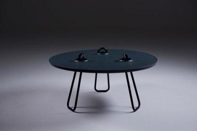 Kahawa Coffee Table Round by Artisan