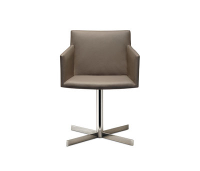Kati PX swivel armchair by Frag