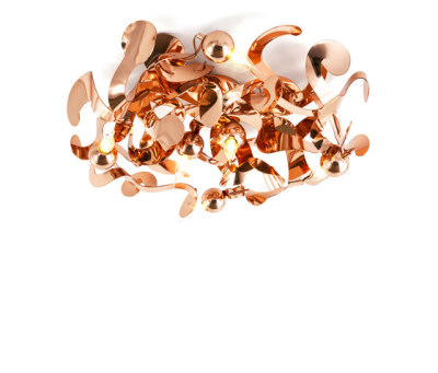 Kelp ceiling lamp by Brand van Egmond
