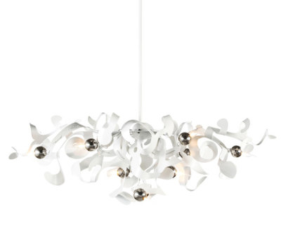 Kelp chandelier oval by Brand van Egmond