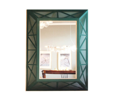 Klemens Rectangle Mirror by PELLE