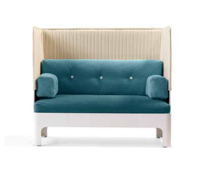 Koja Sofa High S53H by Blå Station