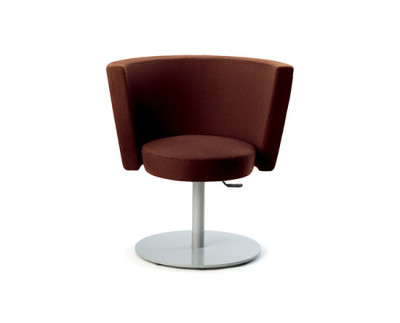 Konic swivel chair by ENEA
