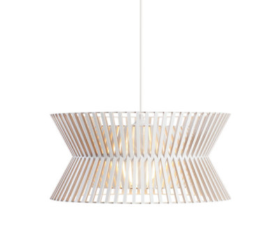 Kontro 6000 pendant lamp by Secto Design