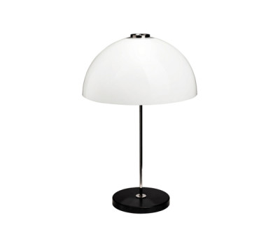 Kupoli table lamp, black by Innolux