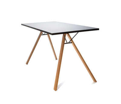 Lab Bar Table by Inno