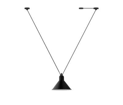 LAMPE GRAS | LES ACROBATES DE GRAS - N°323 black by DCW éditions
