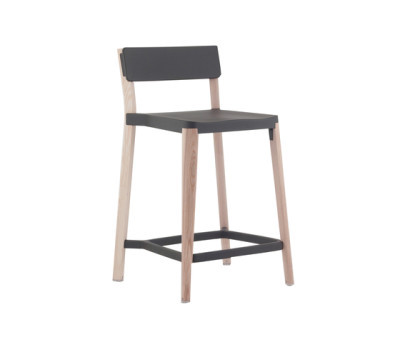 Lancaster Counter stool Dark Gray