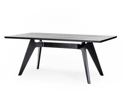 Lavitta rectangular table by Poiat