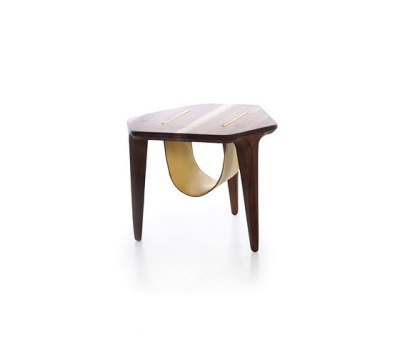 LayAir 02 Coffee Table by Hookl und Stool
