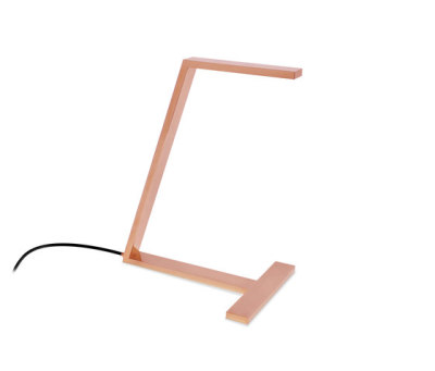 LDW Collection - Leaf Desk - copper by Stabörd