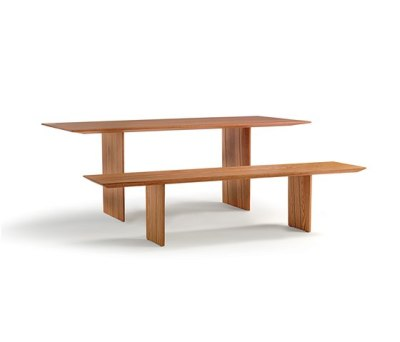 Light Table Bench by Riva 1920