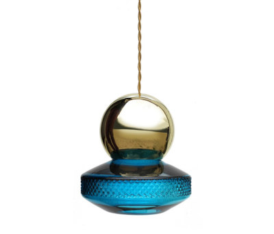Lily Isar Pendant by Martin Huxford Studio