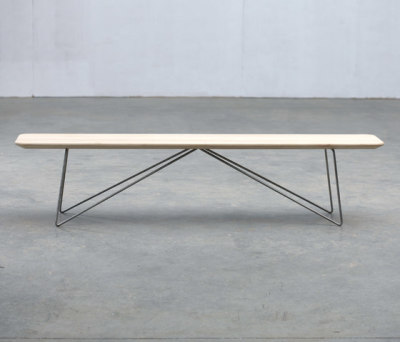 Linea Bench by Artisan