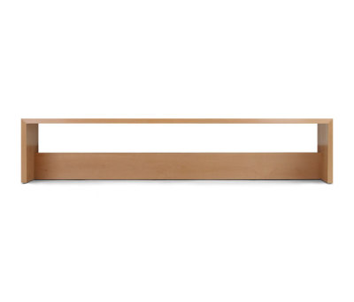 lineground bench by Skram