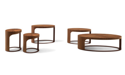 Ling Couchtables by Giorgetti