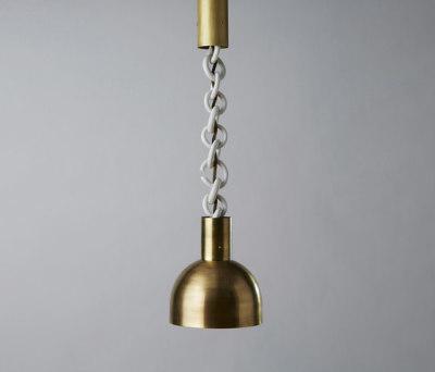 Link Porcelain Tri-Light by Apparatus