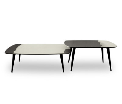 LIQUID COFFEE Small table by Baxter