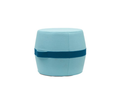 Lisbon pouf small by Softline A/S
