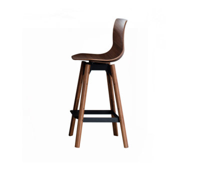 Loku Medium Bar Stool by Case Furniture