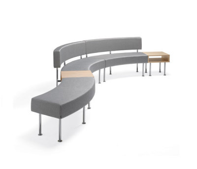 Longo bench by Materia
