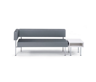 Longo sofa/table by Materia