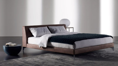 Louis Up Bed by Meridiani
