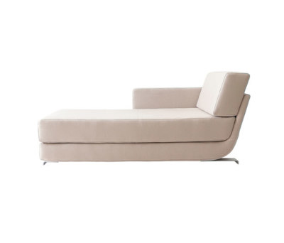 Lounge chaise long by Softline A/S