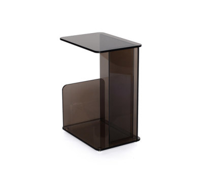 Lucent small side table by Case Furniture